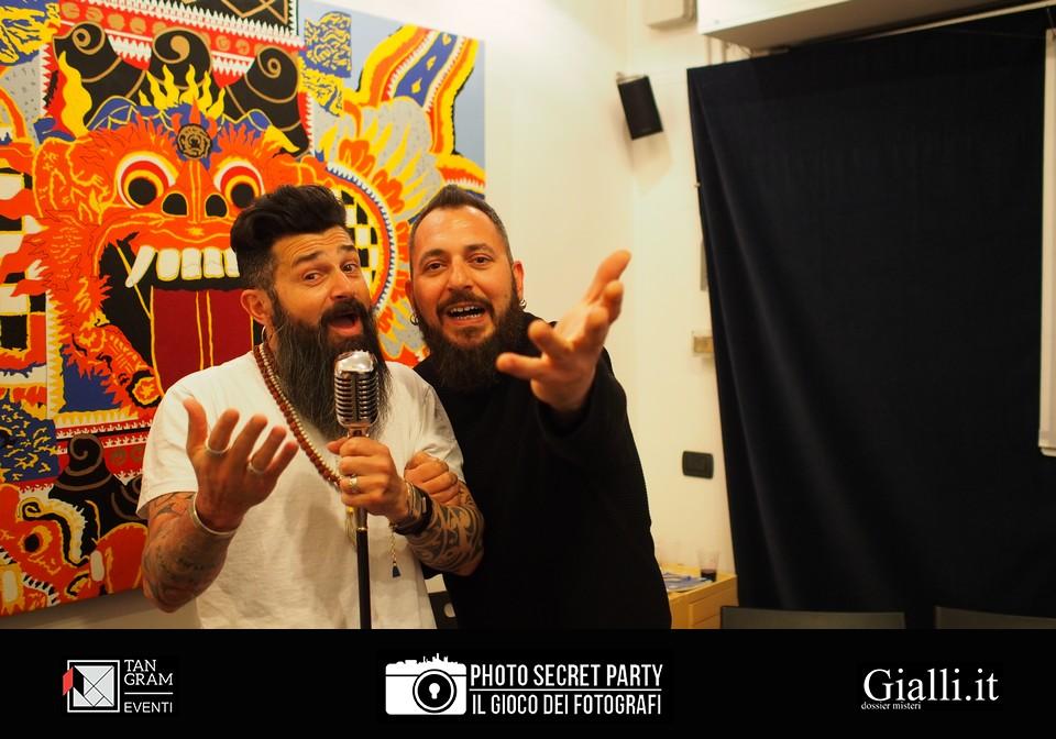 """Photo Secret Party #1: """"il Segreto di Joe"""""""